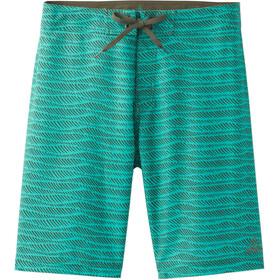 Prana Sediment Shorts Herr emerald current